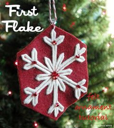 first flake tutorial by betz white