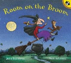 Make me Musical !: Room on the Broom (part 1 of 2)