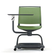 ADLED1 Ad-Lib Scholar Side Chair With Plastic Seat and Back