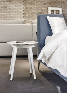 Stool CC - this time as a side table