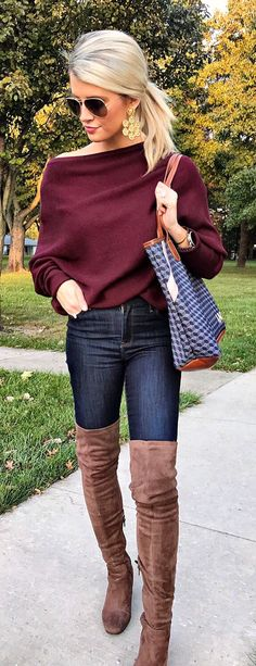 fall outfits going out outfits winter fashion casual work clothing Fall Winter Outfits, Autumn Winter Fashion, Spring Outfits, Casual Outfits, Cute Outfits, Fashion Outfits, Fashion Styles, Fashion Clothes, Casual Wear