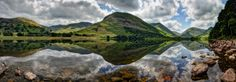 Brothers Water Panorama by Dave Massey on 500px