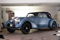1939 Lagonda V12 Drophead Coupé Maintenance/restoration of old/vintage vehicles: the material for new cogs/casters/gears/pads could be cast polyamide which I (Cast polyamide) can produce. My contact: tatjana.alic@windowslive.com