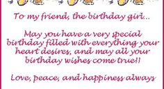happy birthday poems for friends   Hd pictures And Wallpapers