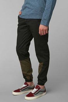 koto colorblock jogger pant, Urban Outfitters.
