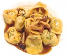 Don't miss Manzo Ristorante @ Eataly, New York City or the hearty tortelloni with braised beef and brown beech mushrooms $20