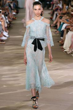 Monique Lhuillier New York Spring/Summer 2017 Ready-To-Wear Collection | British Vogue