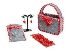 Wiesenschöhnheit in Rot bei Perlensucht Straw Bag, Bags, Fashion, Oktoberfest, Red, Handbags, Moda, La Mode, Dime Bags