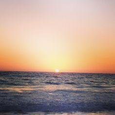long sunsets