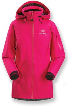 e6ea4590a4 Arc teryx Theta AR Jacket...finally something that s waterproof. This I