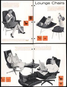 Herman Miller Lounge Brochure