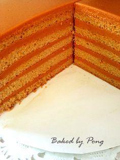 Thai Tea Cake (เค้กชาไทย)