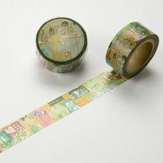 Cafe Washi Tape - Roll