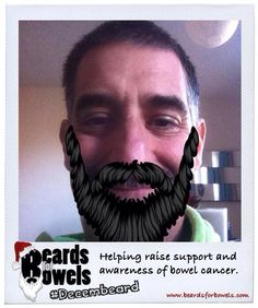 Here's Langers526 supporting #Decembeard