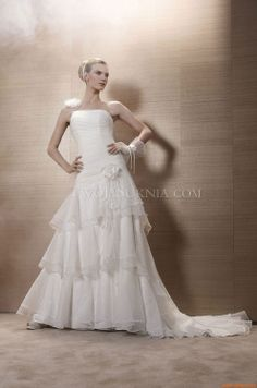 Vestidos de noiva Pronuptia Paris Symphonie 2013