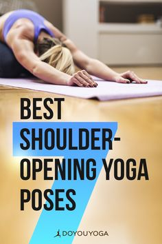 Best Shoulder-Opening Yoga Poses from DOYOUYOGA.