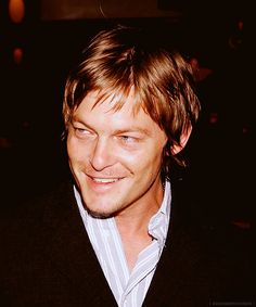 Norman Reedus - The Walking Dead I seriously have an obsession with this man!!  Haha