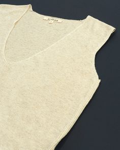 The Ali Golden Knit #Top. Delicate, feminine & perfect for #summer (185 CAD)