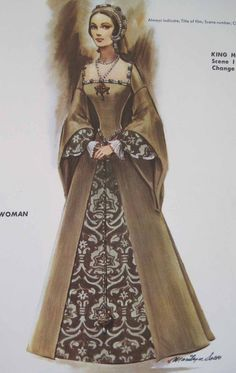 The Art of Costume Design by Marylin Sotto by LingonberriesAndMoss -  I got this book for Christmas when I was about 13.