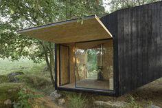 Uhlik architekti, Rifugio nel bosco, Boemia Centrale, Repubblica Ceca