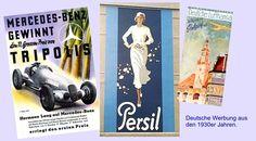 Werbung - 1930er Jahre