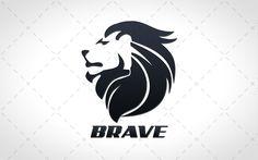Lion Head Logo For Sale - Lobotz