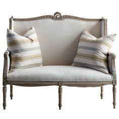 Pretty French settee