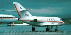1985 / Dassault Falcon-20E (7T-VRP), Algerian Air Force (1973-1990)