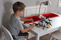 DIY {Lego} Table