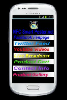 Let us set up a land page for you Explore this interactive image by NFC Smart Poster.net