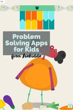 Problem Solving Apps for Kids from Avokiddo - Class Tech Tips Science Websites, Learning Websites, Free Teaching Resources, Kids Learning, Teaching Tools, Writing Websites, Learning Styles, Critical Thinking Activities, Problem Solving Activities