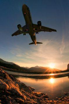 Niki Airbus 320 OE-LEG LOWI Innsbruck | innsbruckaviation | Flickr