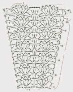Free baby crochet - pattern 2