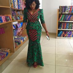 Ankara prints are never going to leave Ankara styles and an extraordinary approach to join them into your closet is to utilize African prints! African Dresses For Women, African Print Dresses, African Fashion Dresses, African Attire, African Wear, African Women, African Prints, African Style, African Outfits
