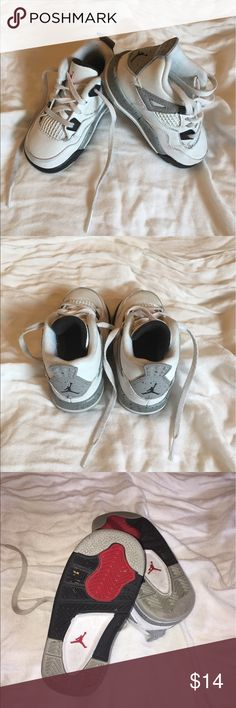 Nike Air Jordan Toddler Shoes Sneakers Excellent used condition | No box | Comes from smoke-free, pet friendly home | NO TRADES | Reasonable offers always welcome! 😊 Nike Shoes Sneakers