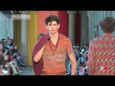 MISSONI Menswear Spring Summer 2016 Milan by Fashion Channel