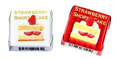 イチゴショートを再現した新商品『チロルチョコ〈ストロベリーショートケーキ〉』発売 | SGS109