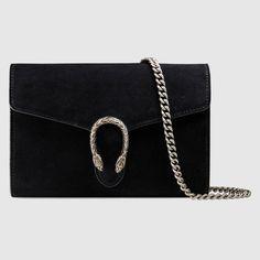 68d2168ca5eb Dionysus suede mini chain bag Chain Shoulder Bag, Gucci Shoulder Bag,  Shoulder Bags,