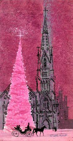 A Pink Christmas!