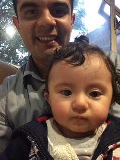 Padre e hija!!! Guapísimos carajo.