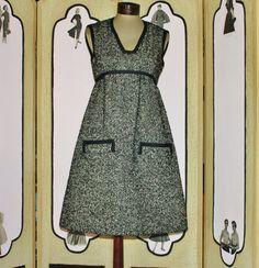GEOFFREY BEENE Vintage 1960's MOD Wool Tweed by TheVintageVortex