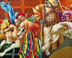 Jaroslava Pešicová Pictures, Painting, Art, Photos, Art Background, Photo Illustration, Painting Art, Kunst, Paintings