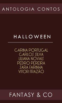 Antologia de Contos 'Halloween' - Fantasy & Co.