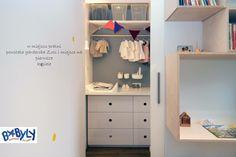 #room #design #kids #kidsroom #baby #rabbit #yellow #grylandy #przewijak #babygirl #babyboy #metamorfoza