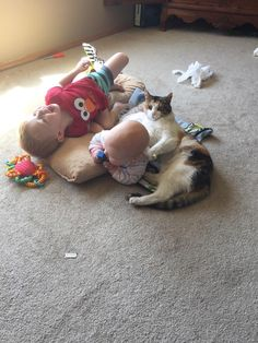 My sisters cat is obsessed with the baby http://ift.tt/2s12LH9