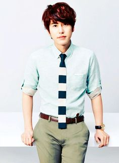 Cho Kyu Hyun of Super Junior