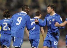 Pahlawan Italy adalah Mario Balotelli ketika kalahkan Malta   BDbola.com
