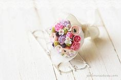 Dollhouse Miniature Bouquet