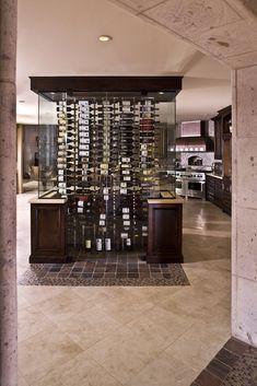 Wine Cellar Kitchen. Holy shit.