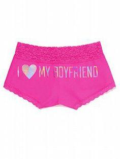 Lace-trim Hipster Panty - Victoria s Secret Pink® - Victoria s ... 43d0b93d7